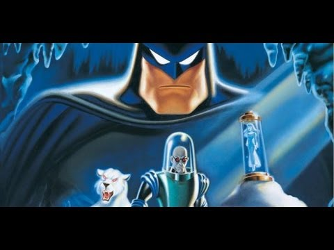 Batman Animated Reviews - Batman & Mr. Freeze : Subzero (1998)