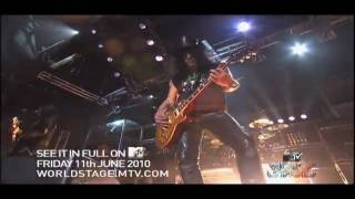 Slash & Myles Kennedy Back From Cali Live in Melbourne [HD]
