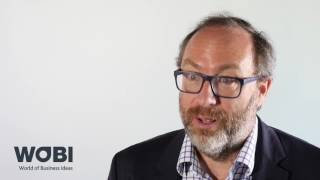 Democratisation of tech and being in a connected world | Jimmy Wales | WOBI
