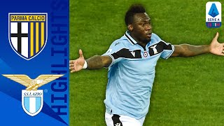 Parma 0-1 Lazio | Caicedo's Goal Puts Lazio Within One Point of Juve! | Serie A TIM