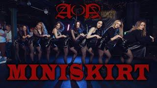 [K-POP DANCE COVER] AOA (에이오에이) - Miniskirt (짧은 치마) dance co…