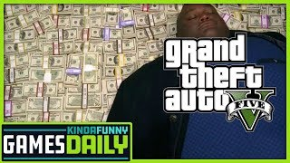 Can Anything Stop GTA V? - Kinda Funny Games Daily 11.08.19