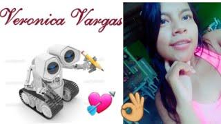 Drawing Veronica Vargas (  Hecha Para Mi - Prince Royce )💟💓👀