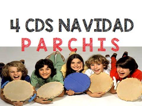 Parchis _ 4 CDS Discos De Navidad :  Descargar