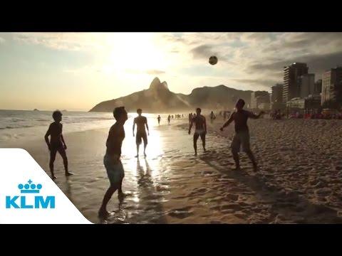 KLM Destination - Rio de Janeiro
