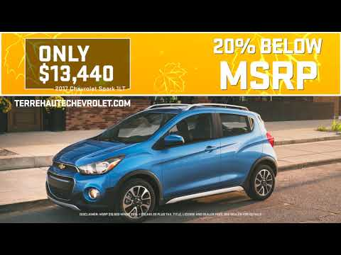 Terre Haute Chevrolet Commercial November 2017