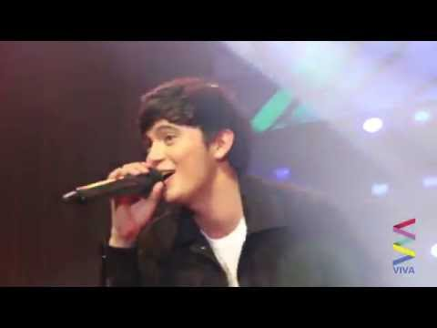 James Reid pulled off a Justin Beiber song! [LIVE]