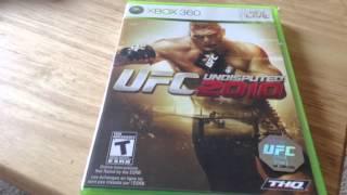 UFC 2010 Undisputed ( Xbox 360 )