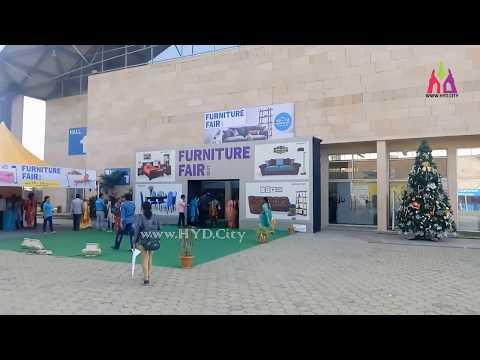 Furniture Fair 2017 Hitex Hyderabad
