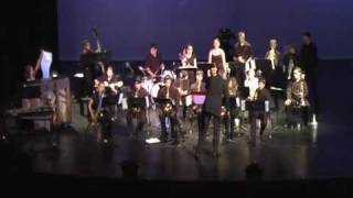 HAS jazz band Symphony in Riffs