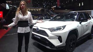 Новый Тойота Toyota RAV4 ЭКСКЛЮЗИВ!