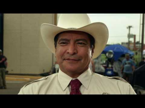 Gil Birmingham: HELL OR HIGH WATER