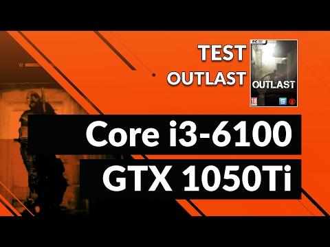 GTX 1050 Ti + Intel Core i3(6100) ทดสอบเกม OUTLAST  ปรับ Low - Very High #EP.7