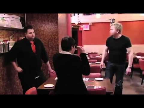 Gordon Ramsay Meatloaf Argument @ Down City - YouTube