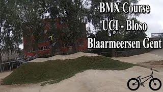 BMX 2015: Blaarmeersen Gent Track