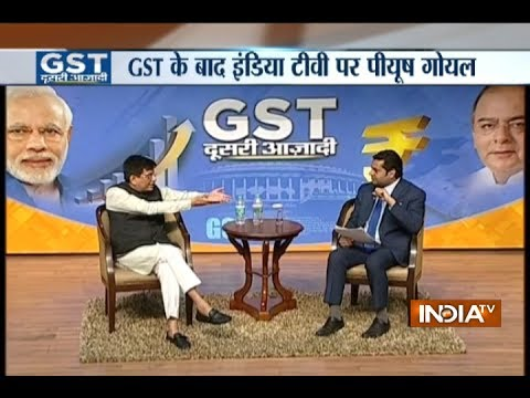 GST Conclave: Piyush Goyal on question of Congress opposing GST