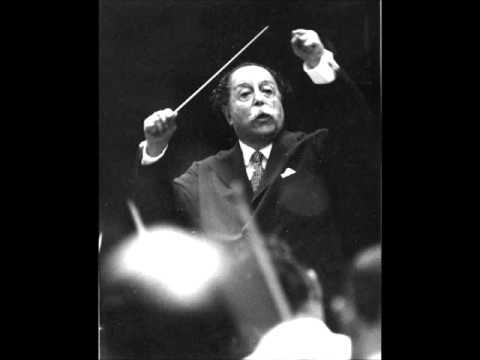 """RIMSKY-KORSAKOV - """"SCHEHERAZADE"""" OP. 35 - PIERRE MONTEUX/LONDRES"""