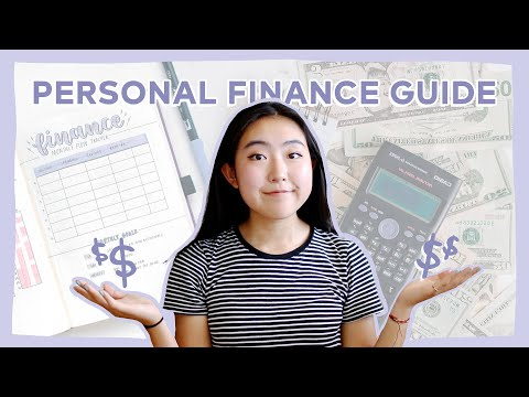 the student guide to personal finance 💸 adulting 101
