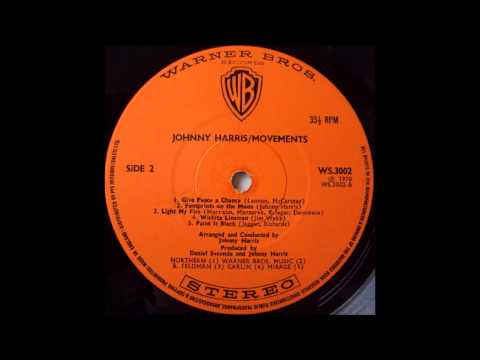 Johnny Harris - Footprints On The Moon