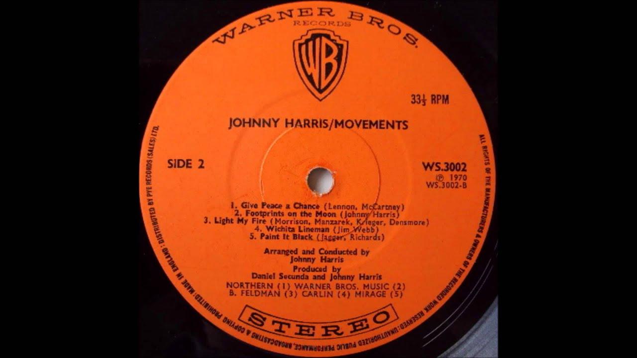 Johnny Harris - Footprints On The Moon