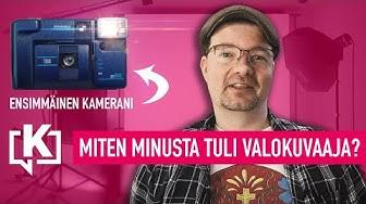 Miten minusta tuli valokuvaaja, Antti Karppinen - Kohinaa