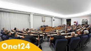 Debata w Senacie o referendum konstytucyjnym | Onet24