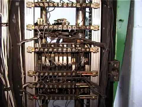 Aufzugsteuerung mit Leonardsatz