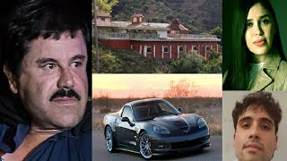 El Chapo- Lifestyle | Net worth | Young | Wife | Son | Family | Biography