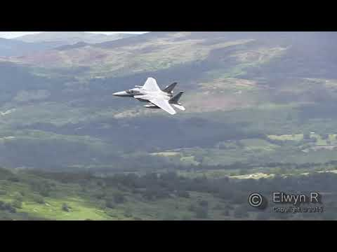 "Download F-15C ""Grim Reapers"", Low Level Mach-Loop"