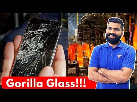 How Gorilla Glass Works? Ion Exchange Process!!!