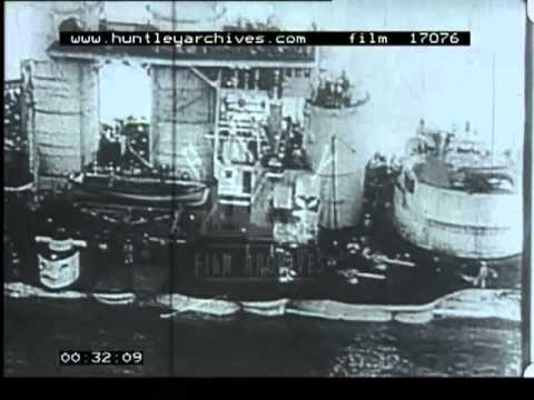 The Sinking of the Blucher, 1910's - Film 17076
