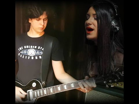 Nothing Else Matters - Metallica; Cover by Victoria K Music and Andrei Cerbu