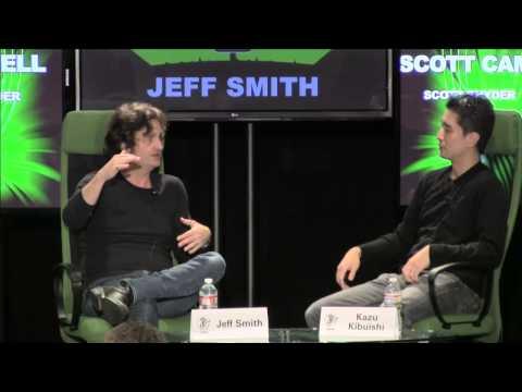 ECCC 2014: SECRET ORIGINS PRESENTS JEFF SMITH
