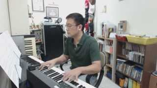 TVB Silver Spoon, Sterling Shackles 名媛望族 - Theme Song - At This Moment 此時此刻  -Piano Cover and Sheet