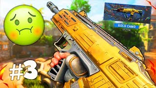 the SPITFIRE IS DISGUSTING!! 🤢 Road to Dark Matter - Spitfire (Black Ops 4)