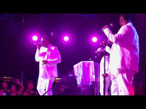 """Silk performs """"Meeting In My Bedroom"""" on Tom Joyner's Cruise"""