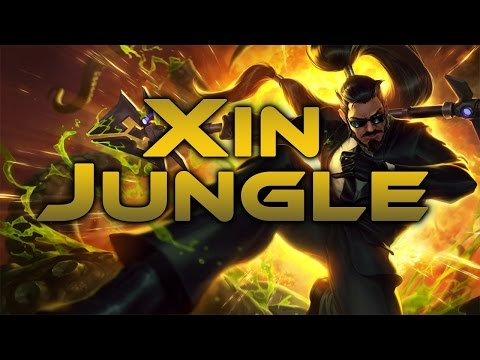 League of Legends - Xin Zhao Montage ( Best Xin Zhao Plays 2015 )