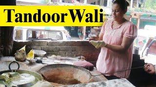 TANDOORWALI  || नेपाली तन्दूरवाली दिदि  Jorte Palpa