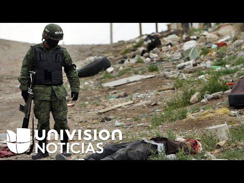 """Guerra en la ciudad natal de """"El Chapo"""""""