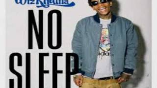 Wiz Khalifa - No Sleep *DOWNLOAD LINK* W/ Lyrics