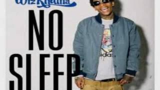 Wiz Khalifa - No Sleep *DOWNLOAD LINK* W/ Lyrics