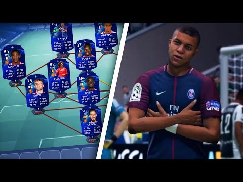FIRST EVER FIFA 19 GAMEPLAY! CHAMPIONS LEAGUE!