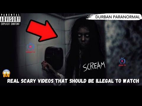 REAL Scary Videos that Should Be ILLEGAL to Watch