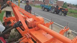 EICHER 485 PLUS ROTAR किसान ने दी ट्रैक्टर के बारे में खास जानकारी