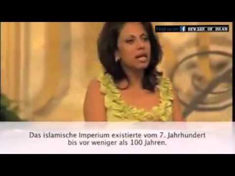 Die Unterwanderung des Westen durch islamische Organisationen