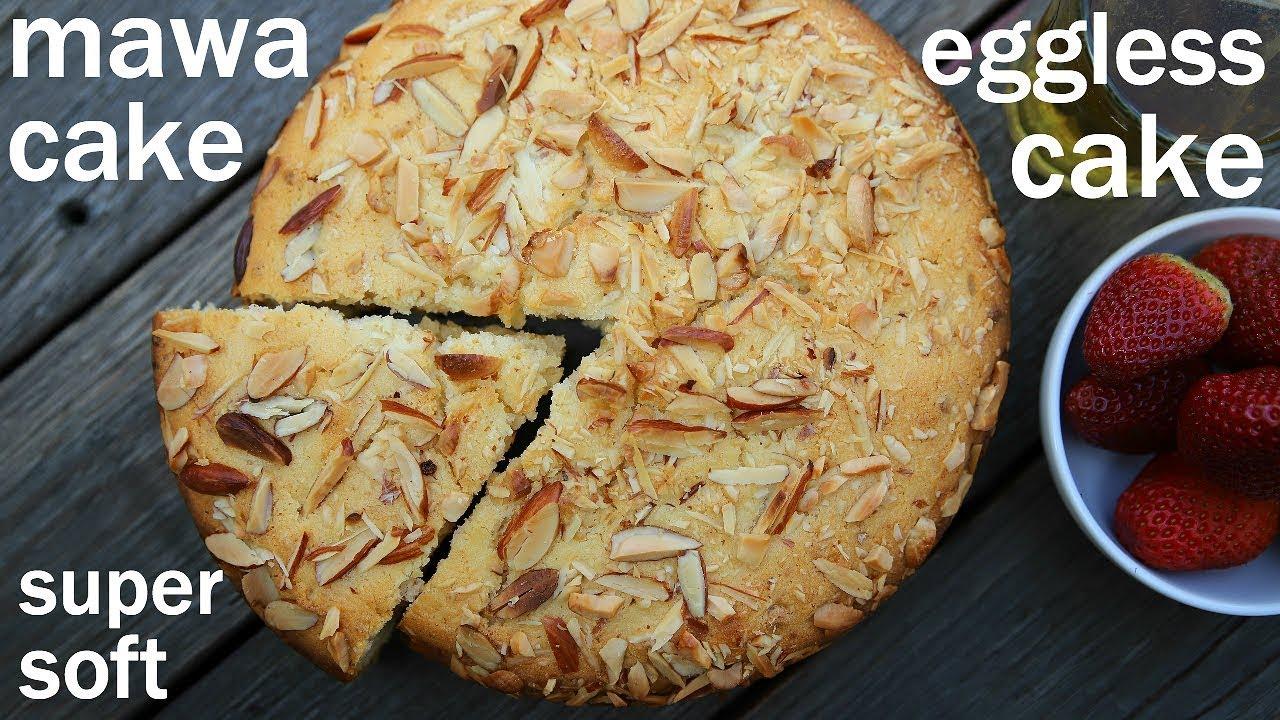 Mawa Cake Recipe How To Make Eggless Parsi Or Mumbai Mawa Cake