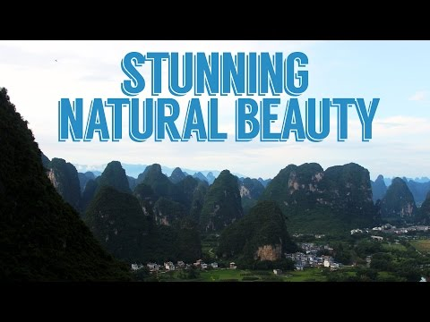 Biking in Yangshuo: Gorgeous sights in the Chinese countryside (CC)