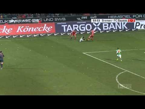 Mesut Özil vs Bayern Munchen Home 09-10 HD 720p by Hristow