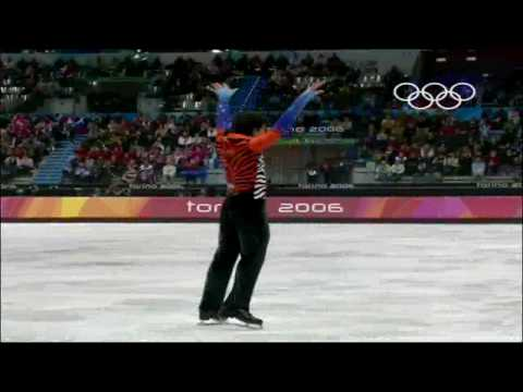 Plushenko Wins Mens Individual Figure Skating Gold - Turin 2006 Winter Olympics