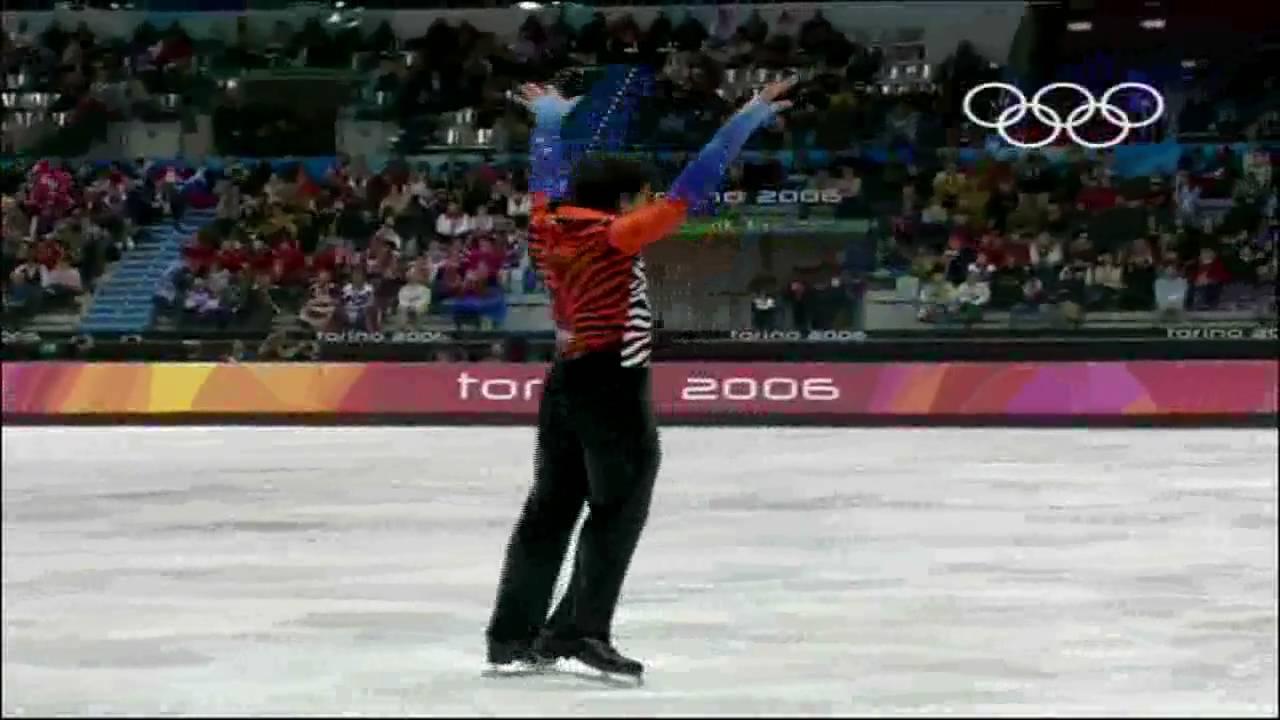 Plushenko Wins Mens Individual Figure Skating Gold